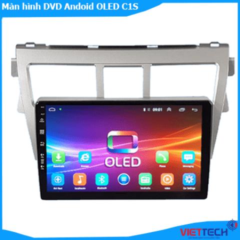 Màn hình DVD Andoid OLED C1S tích hợp camera 360