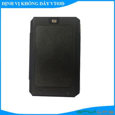 Thiết bị định vị không dây VT03D pin 15 ngày tự lắp rất dễ
