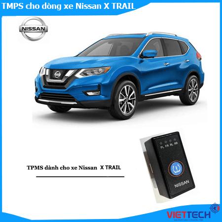 Cảm biến áp suất lốp dành riêng cho dòng xe Nissan X TRAIL