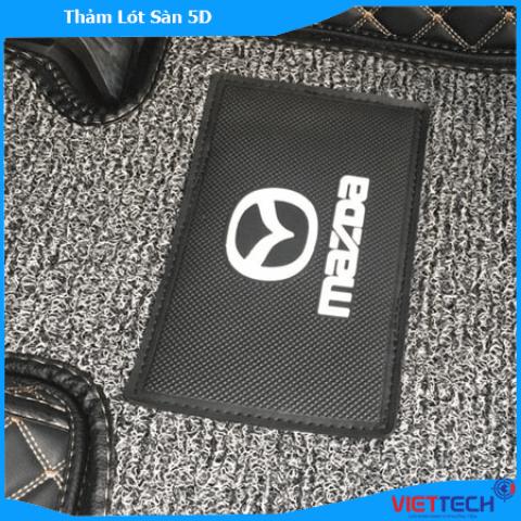 Thảm lót sàn ô tô 5D cao cấp Hà Nội, HCM