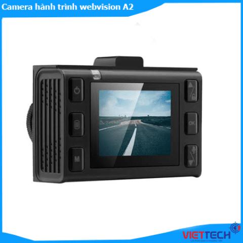 Camera hành trình webvision A2 Phân Khúc Cam Tốt Giá Rẻ