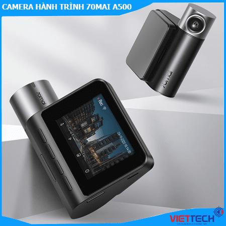 Camera hành trình Xiaomi 70mai A500 Cảnh báo lệch làn khoảng cách xe phía trước