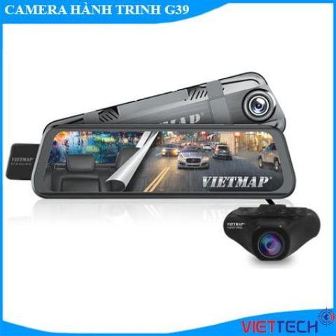 Camera hành trình Vietmap G39 Màn Hình Điện Tử Dạng Gương