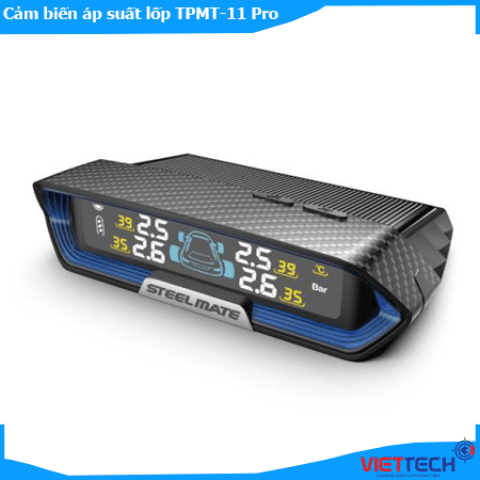 Cảm Biến Áp Suất Lốp Steelmate TPMT 11 Pro Cao Cấp