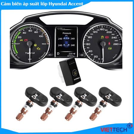 Cảm biến áp suất lốp giá rẻ, chất lượng cao dành cho dòng xe Hyundai Accent – TN504