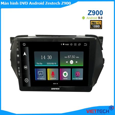 Màn hình DVD Android Zestech Z900 chính hãng, giá siêu ưu đãi