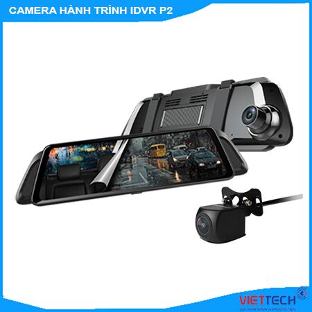 Camera Hành Trình Vietmap IDVR P2 Dạng Gương Cao Cấp Nhất
