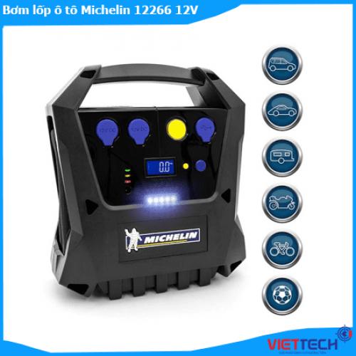 Bơm lốp ô tô Michelin 12266 12V chính hãng giá cực tốt