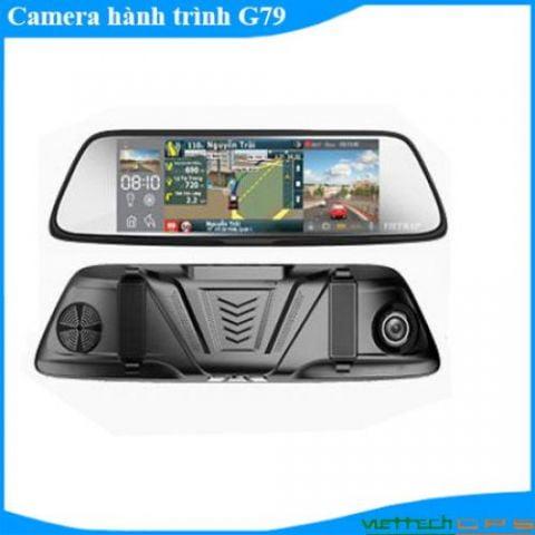 Camera Hành Trình Vietmap G79 Dạng Gương Cao Cấp