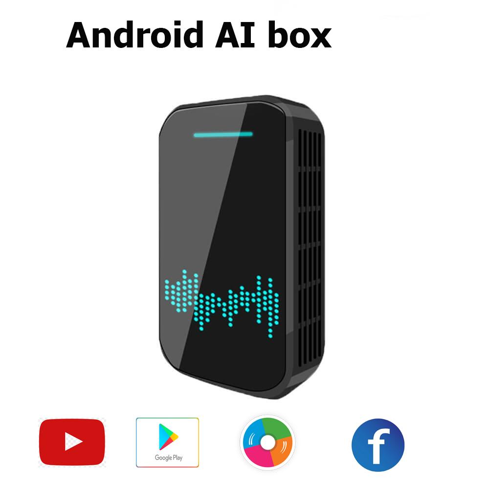 Android AI box cho o to da phuong tien mang lai trai nghiem tuyet voi