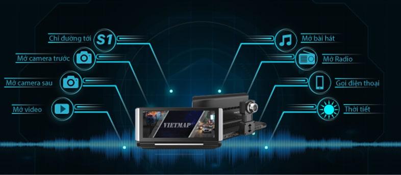 D22 điều khiển giọng nói thông minh