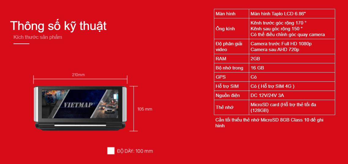 Thông số kỹ thuật D22